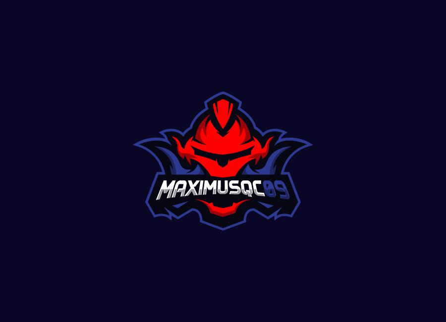 MaximumQc09 Twitch logo