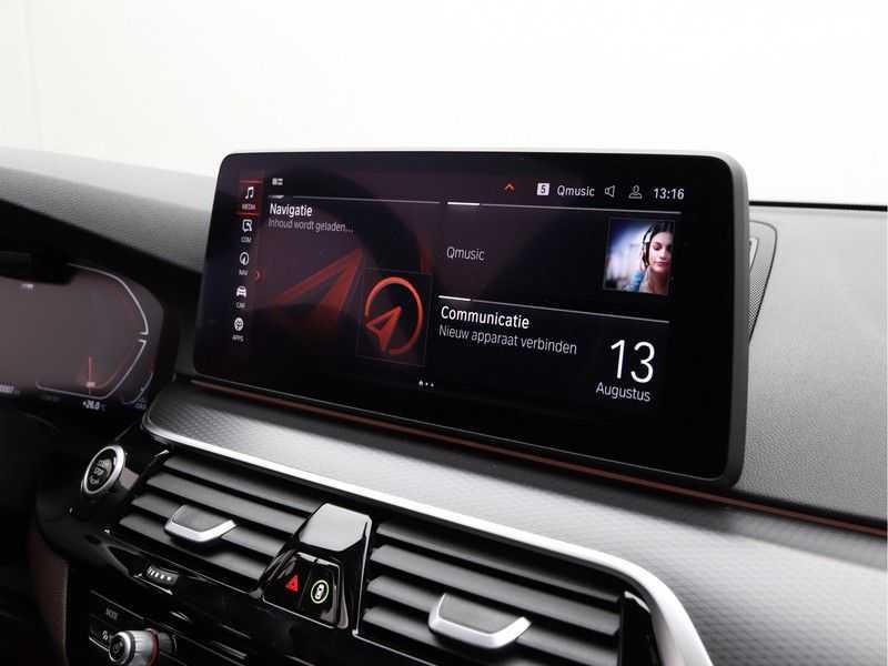 BMW 5 Serie Touring 530d High Exe M-Sport Face-lift ! afbeelding 22
