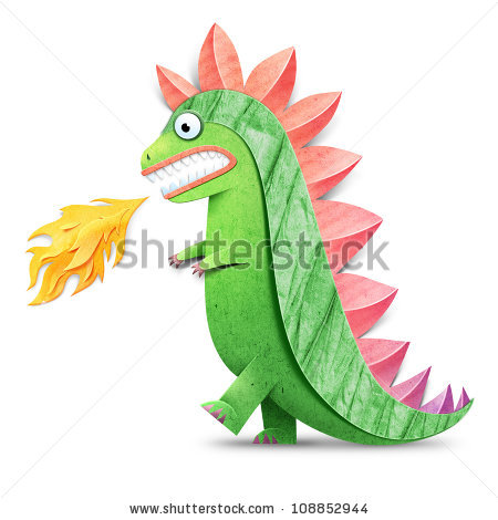 stock-photo-funny-godzilla-spewing-fire-illustration-paper-cut-illustration-isolated-on-white-background-108852944.jpeg