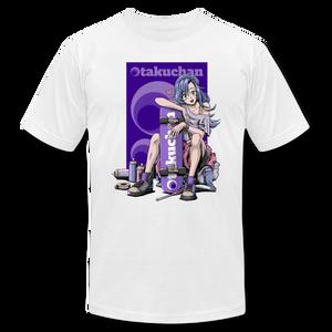 Unisex Otakuchan White T-Shirt
