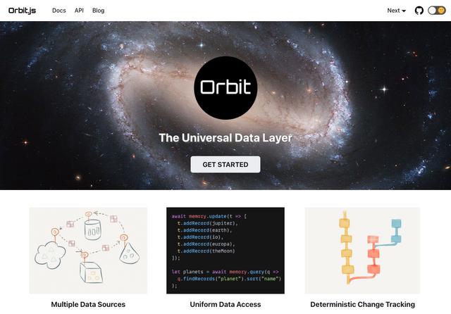 Orbit.js