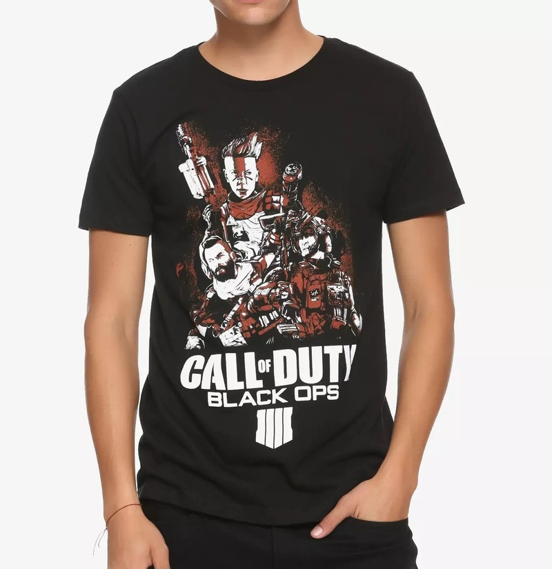 Call of Duty Black Ops T-Shirt