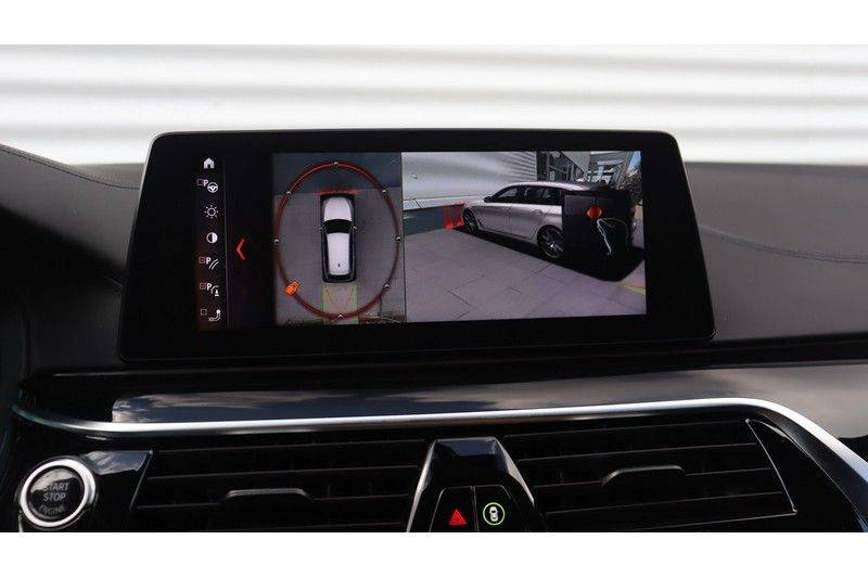 BMW 5 Serie Touring M550d xDrive High Executive Bowers & Wilkins, Head-Up Display, Soft-Close, Stoelventilatie afbeelding 20