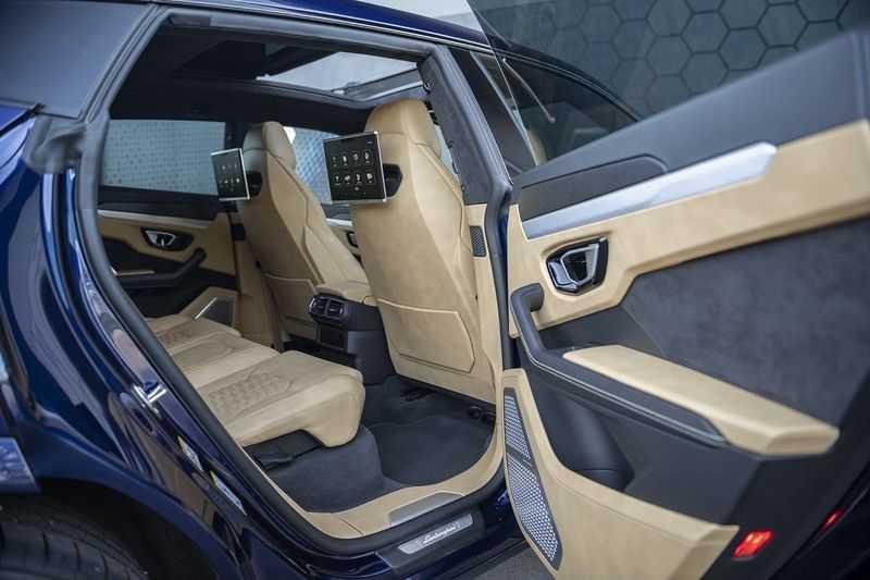 Lamborghini Urus 4.0 V8 + Full Option + Rear Seat Entertainment + Nightvision afbeelding 7
