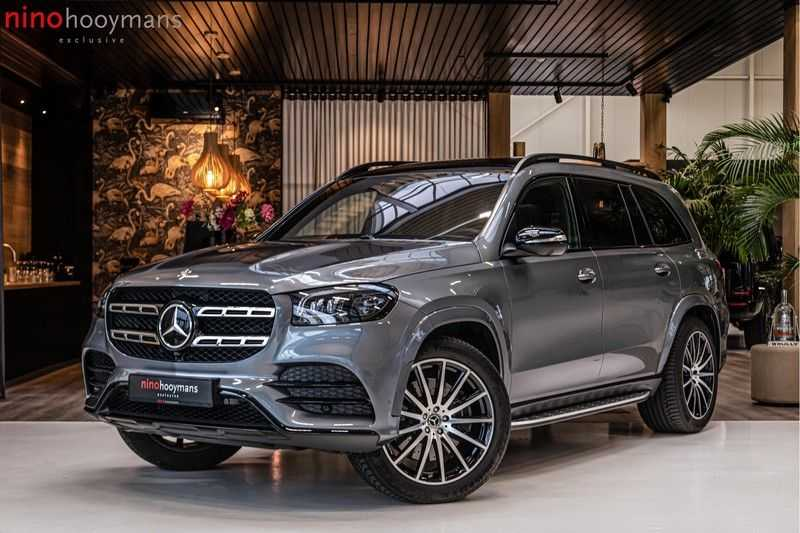 Mercedes-Benz GLS 580 4MATIC | AMG|7-PERS.| Massage | Burmester | Pano | E-active Body | NP 211.000 afbeelding 1