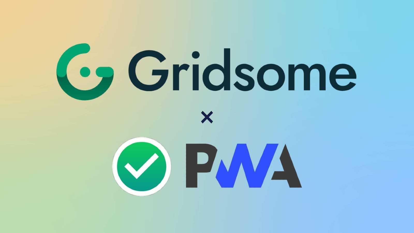GridsomeにPWAを導入する方法