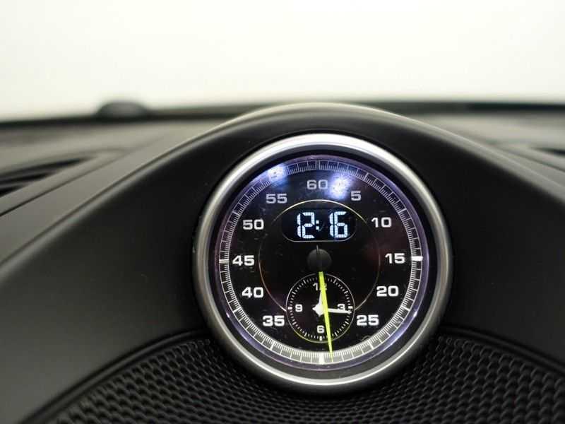Porsche Cayenne 3.0 S E-Hybrid 334pk Sport Chrono Aut- Panodak, Bose, Leer, Camera, Full! afbeelding 16