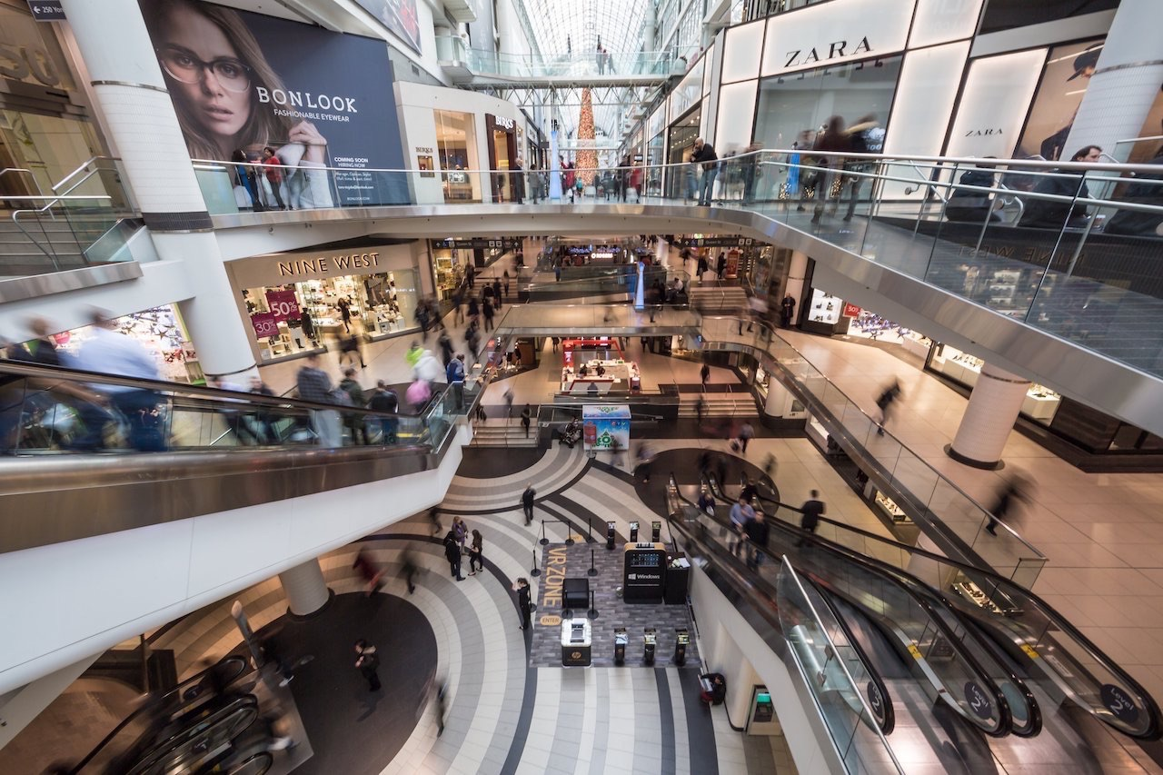 How we designed a perfect indoor mapping solution for malls