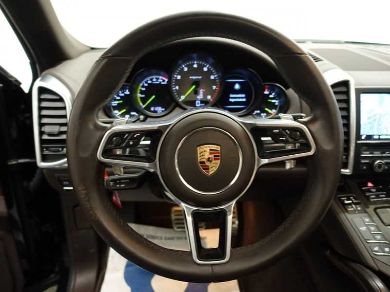 Porsche Cayenne 3.0 S E-Hybrid Sport Plus 334pk Panodak, Bose, Leer, Xenon, Navi, Full! afbeelding 4