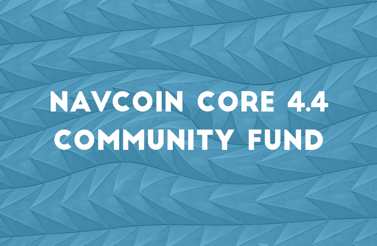 NavCoin Core 4.4.0