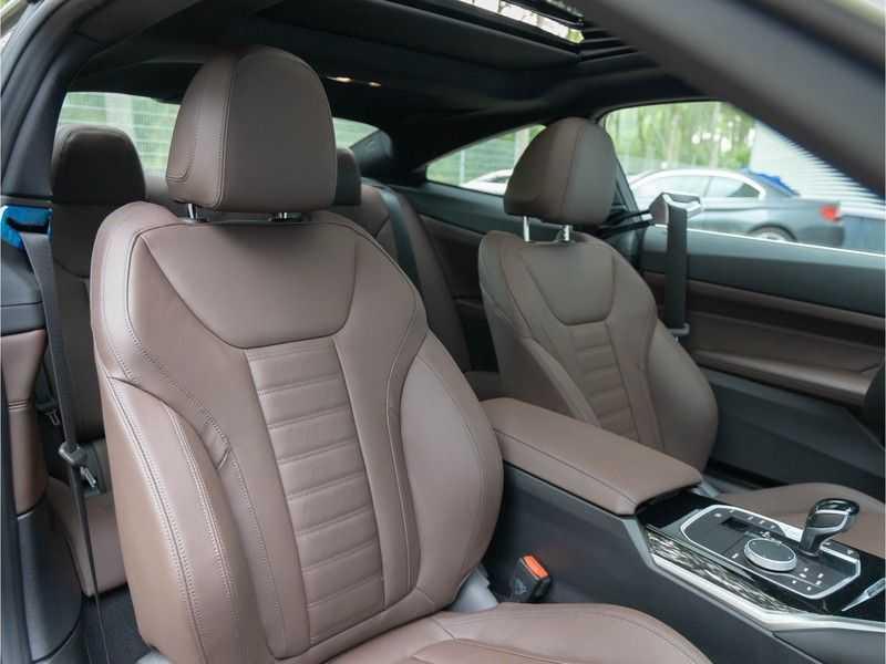 BMW 4 Serie Coupé 430i High Executive - Dak - Camera - Harman Kardon afbeelding 18