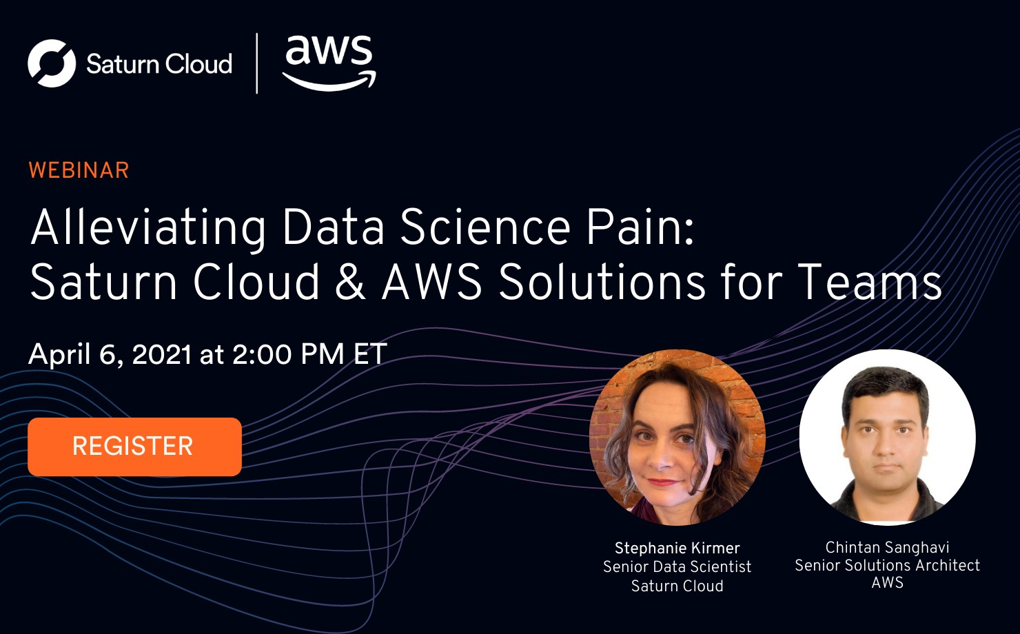 Featured Image for Alleviating Data Science Pain | Saturn Cloud & AWS Solutions for Teams