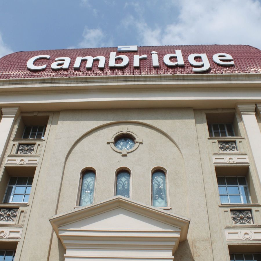 Cambridge International Foundation, Jammu