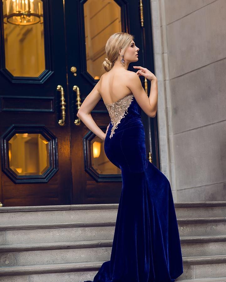 robe de soiree montreal