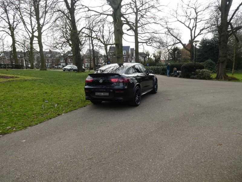 Mercedes-Benz GLC 63 S AMG 4MATIC+ Coupé, Keramische remmen afbeelding 25