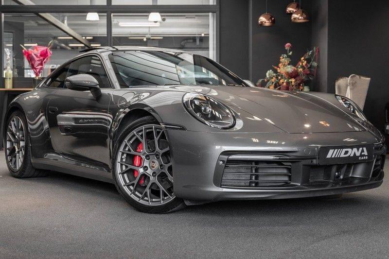 Porsche 911 992 S Coupe Sport Chrono ACC Alcantara Hemel Sport Uitlaat 3.0 Carrera S afbeelding 1