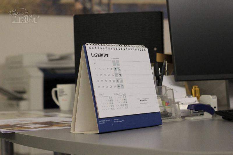 Staliniai firminiai iPrint kalendoriai