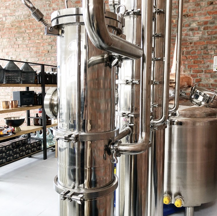Ingrained Distillery Contract Distilling