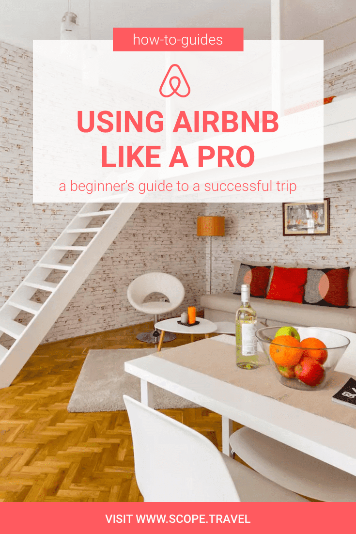 Tips on booking airbnb like a pro.
