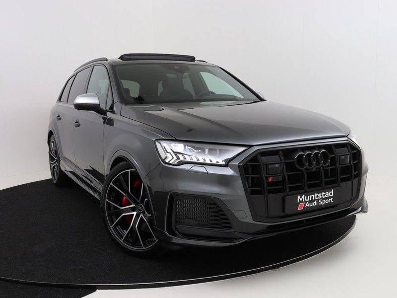 Audi Q7 4.0 TFSI SQ7 quattro 7p 507PK | S-Line | Pano.Dak | 360 Camera | B&O Sound | Keyless-Entry | S-Sportstoelen | Assistentie Tour-City-Parking | 7 Persoons afbeelding 12