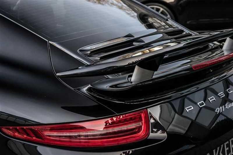 Porsche 911 TURBO GLAS DAK+ADAPT.STOELEN+CAMERA afbeelding 8