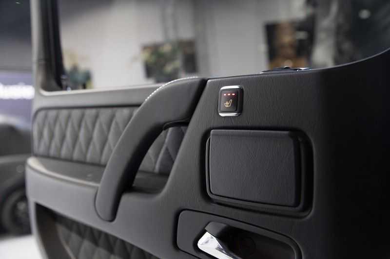Mercedes-Benz G-Klasse 500 4x4² Designo, Carbon The Beast! afbeelding 23