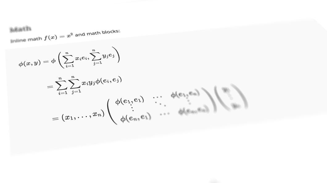 Math Screenshot