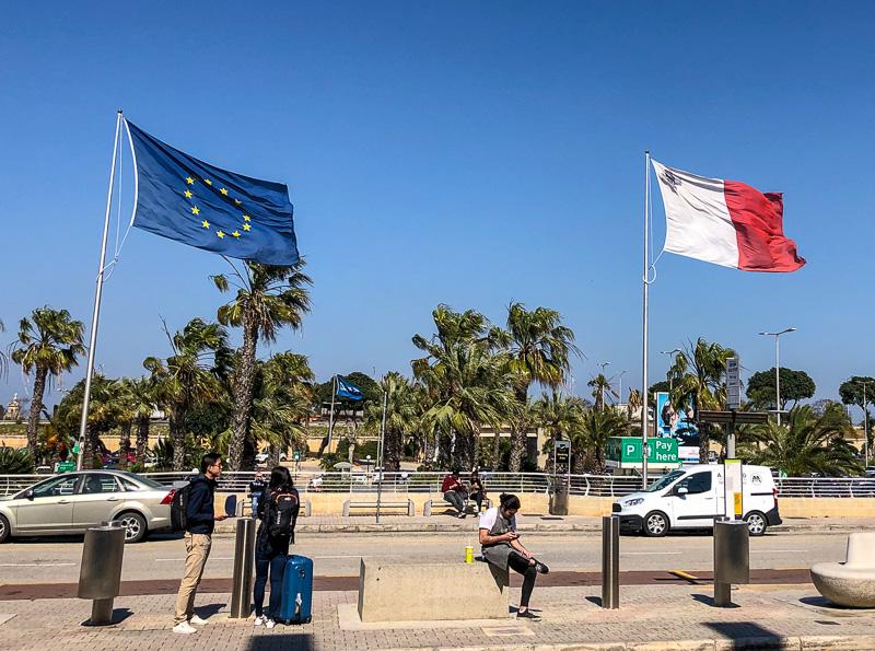 Malta International Airport, Luqa, Malta