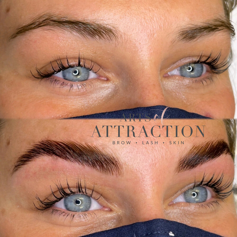Feather Brows (Brow Lamination)