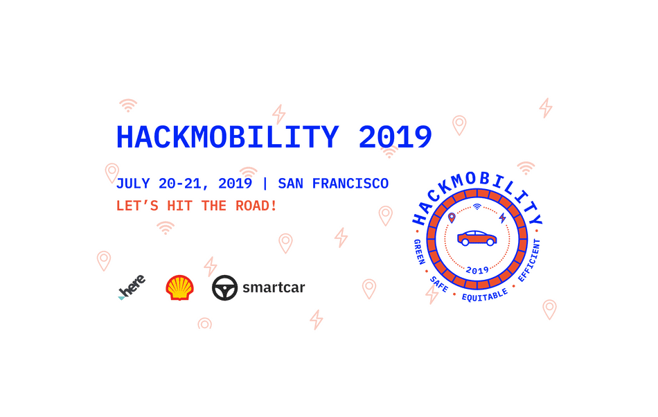 The Bay Area's first mobility hackathon