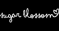 Logo of sugarBlossom website