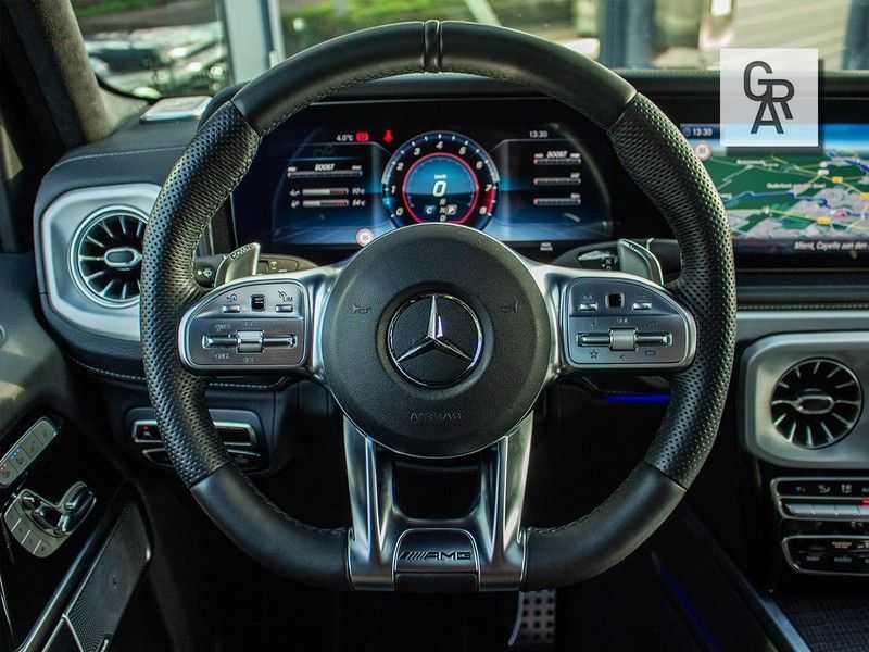 Mercedes-Benz G-Klasse G63 AMG | Schuif/kanteldak | Distronic Plus | AMG Perf. uitlaat | 22inch wielen | afbeelding 18