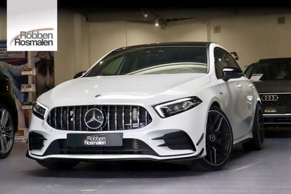 Mercedes-Benz A-Klasse A35 AMG 4MATIC Pano Aerodynamic WIDEScreen Pano Aerodynamic WIDEScreen