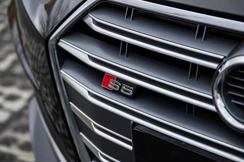 Audi A5 Cabriolet 3.0 TFSI S5 quattro | 354PK | Hoofdruimte verwarming | Trekhaak | Virtual Cockpit | Matrix LED | Camera afbeelding 7