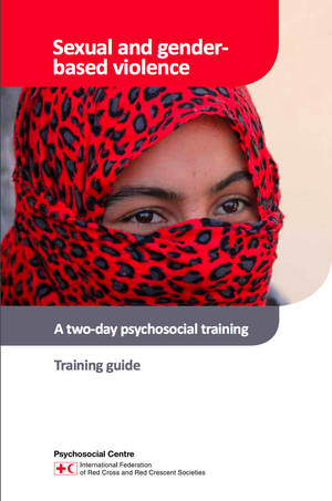 Sexual and gender based violence - A two-day psychosocial training