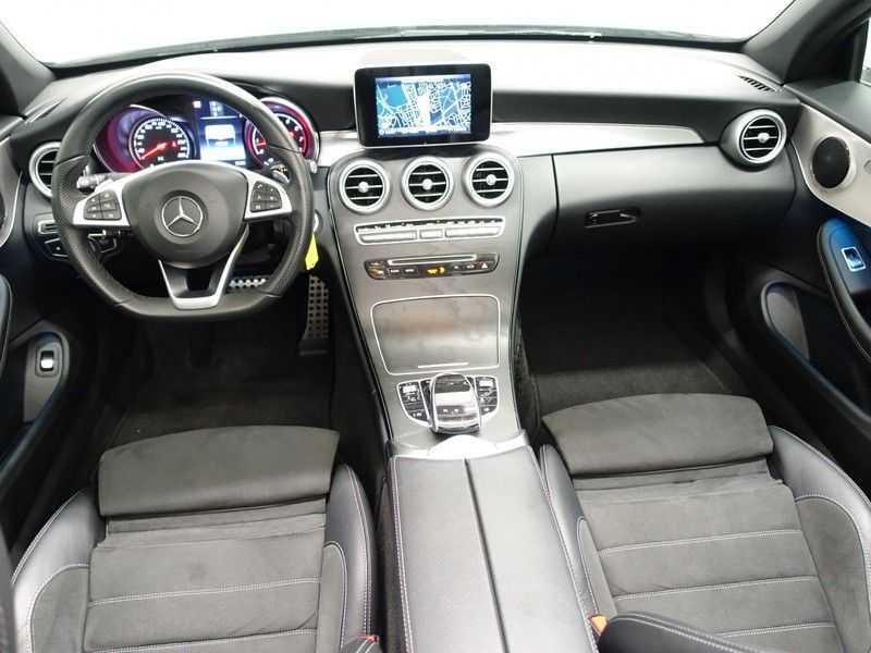 Mercedes-Benz C-Klasse Cabrio 180 Ultimate AMG Edition Aut- Leer, Navi, Led, LMV , 40dkm ! afbeelding 23