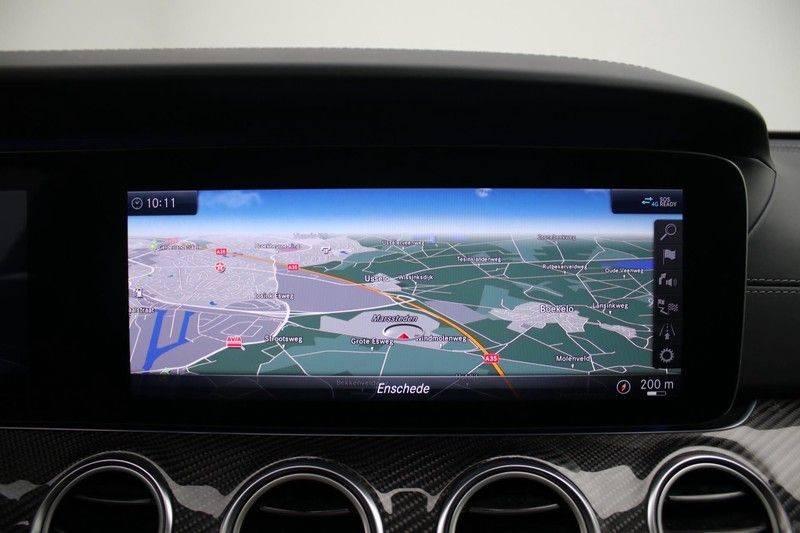 Mercedes-Benz E-Klasse 63 S AMG 4Matic-plus kuipstoelen pano carbon afbeelding 9