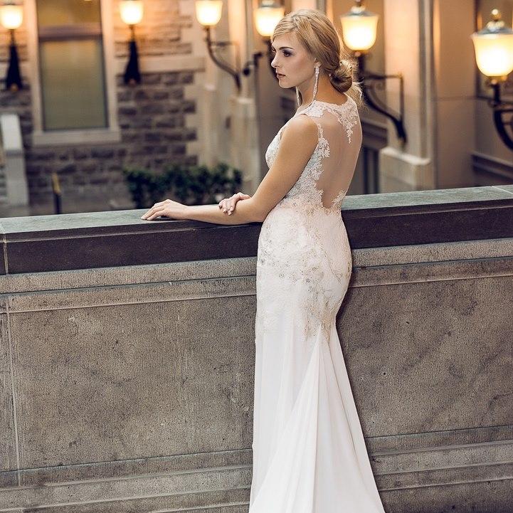 robes de mariee montreal dentelle sur mesure