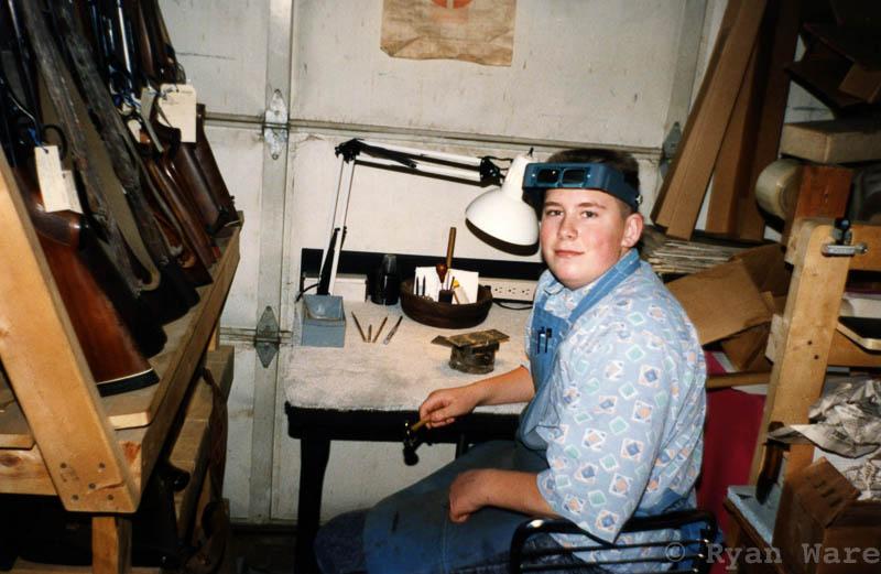 Justin Engraving
