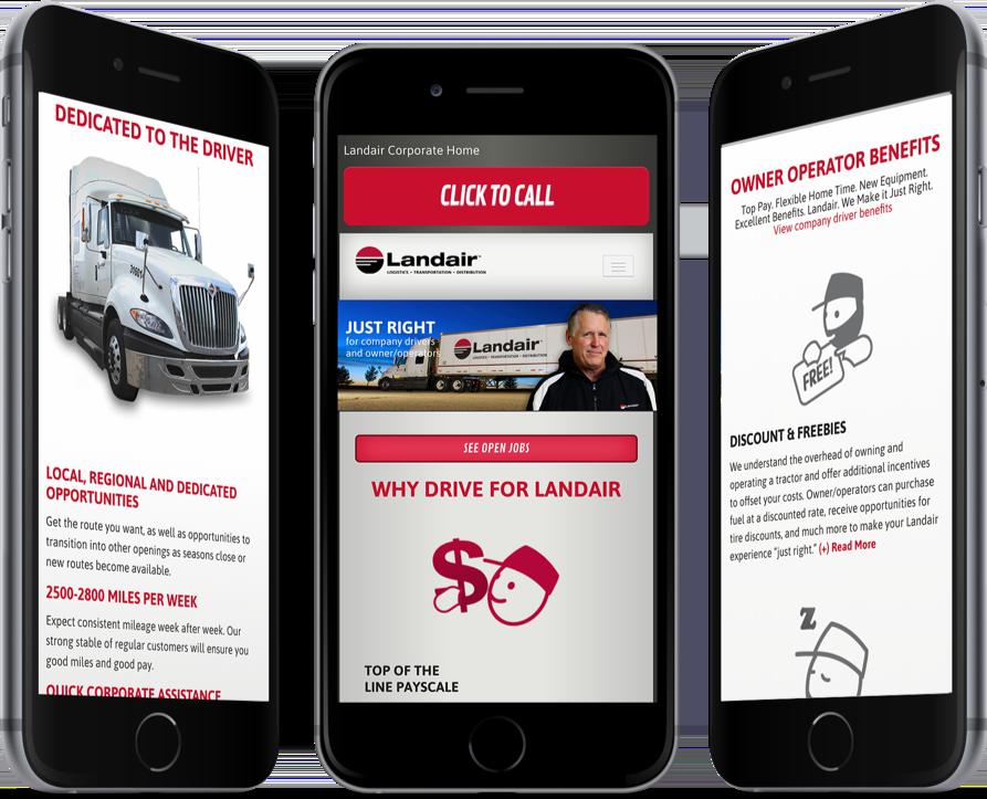 Landair Transportation solution image