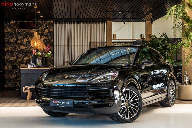 Porsche Cayenne Coupé 3.0   BOSE   Adaptieve luchtvering   Led-Matrix   Licht Design pakket   Panorama afbeelding 1