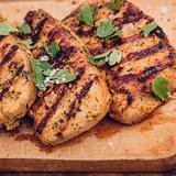Three Pepper Glazed Pork Tenderloin