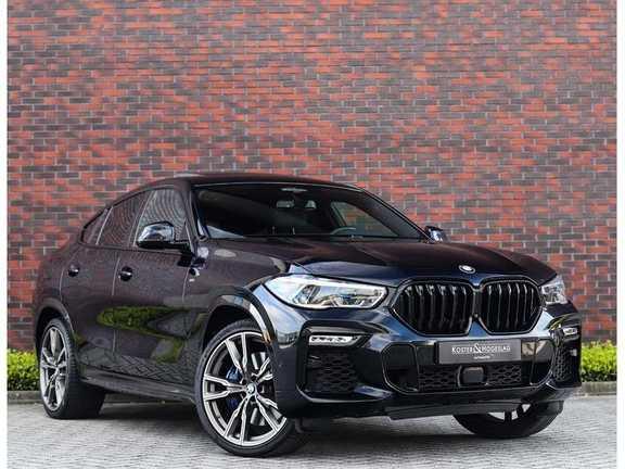 BMW X6 M50i X-Drive *Iconic Glow*Sky Lounge*HUD*Trekhaak*