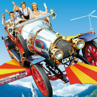 Waveney Kids' Book Festival: <cite>Chitty Chitty Bang Bang</cite> screening and fun