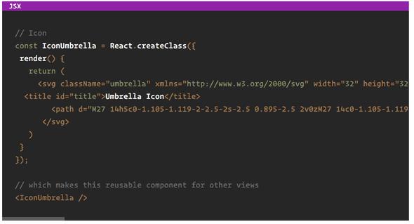 code sample css tricks jsx