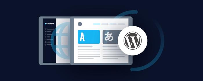 Translating WordPress Content