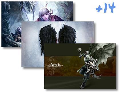 Aion theme pack