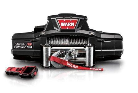 Warn Zeon 12 Platinum Winch 92820 12000 lb winch