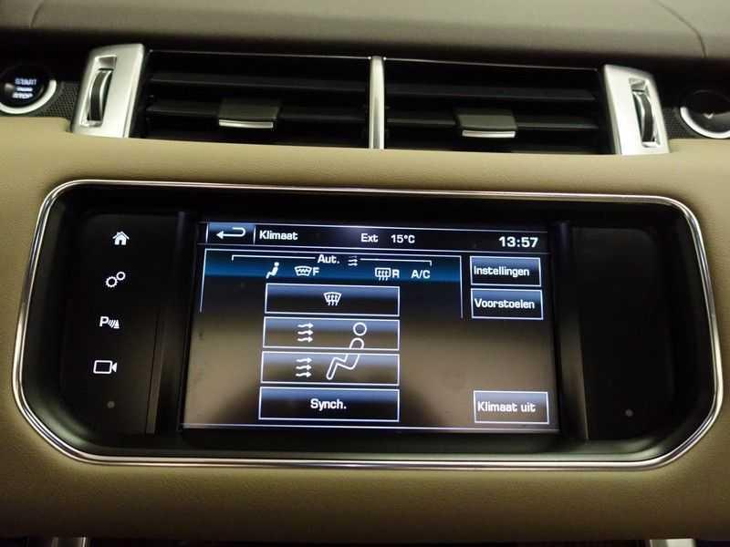Land Rover Range Rover Sport 3.0 TDV6 259pk HSE Dynamic 7pers Autom- Panodak, Leer, Camera, Memory, Full! afbeelding 13