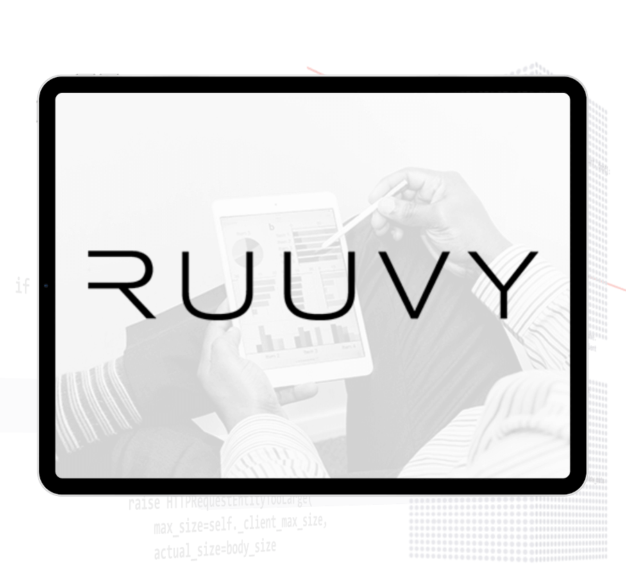 CLIENT - Ruuvy